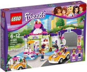 Lego Friends 41320 Heartlaken Yogurttijäätelökauppa