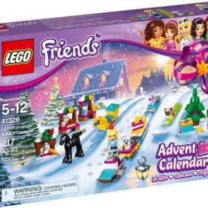 Lego Friends 41326 Joulukalenteri