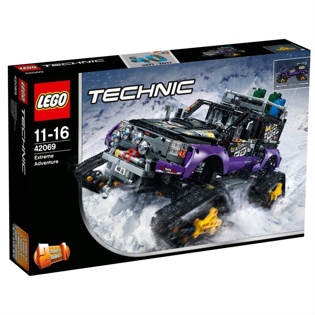 Lego Technic 42069 Extreme Adventure