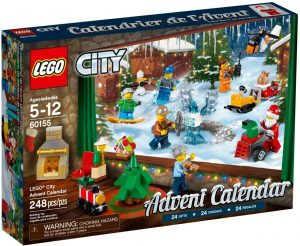 Lego City 60155 Joulukalenteri