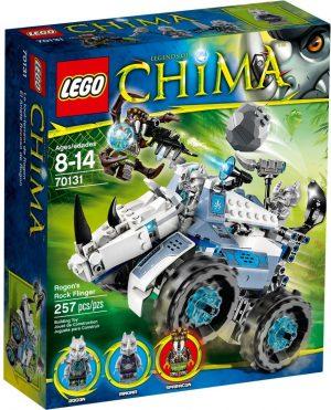 Lego Legends of Chima 70131 Rogonin Kivilinko