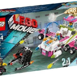 Lego Movie 70804 Jäätelökone