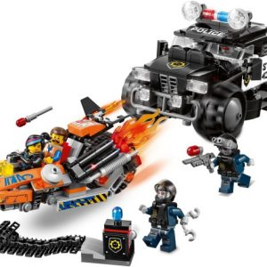 Lego Movie 70808 Superpyöräjahti