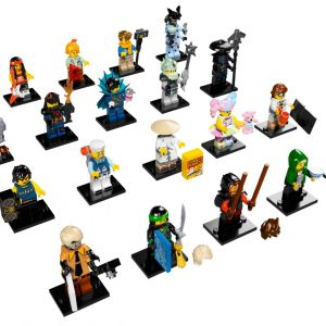 Lego Minifigures 71019 Series 18