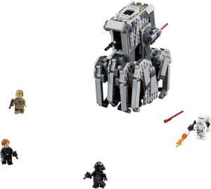 Lego Star Wars 75177 Ensimmäisen Ritarikunnan Raskas Partiokävelijä