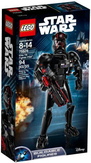 Lego Star Wars 75526 TIE Hävittäjän Eliittipilotti