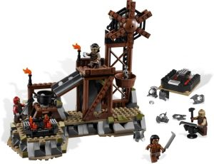 Lego Lord of the Rings 9476 The Orc Forge