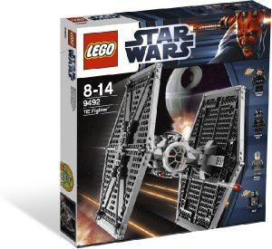 Lego Star Wars 9492 TIE Fighter