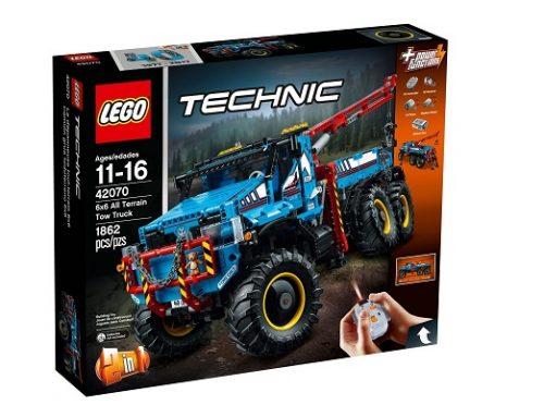 Elokuun LEGO uutuudet ovat saapuneet