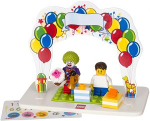Lego 850791 Minifigure Birthday Set