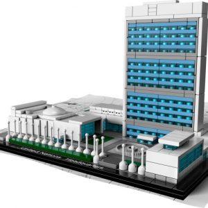Lego Architecture 21018 YK:n Päämaja