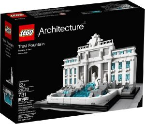 Lego Architecture 21020 Trevi Fountain