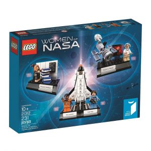 Lego 21312 Women on Nasa
