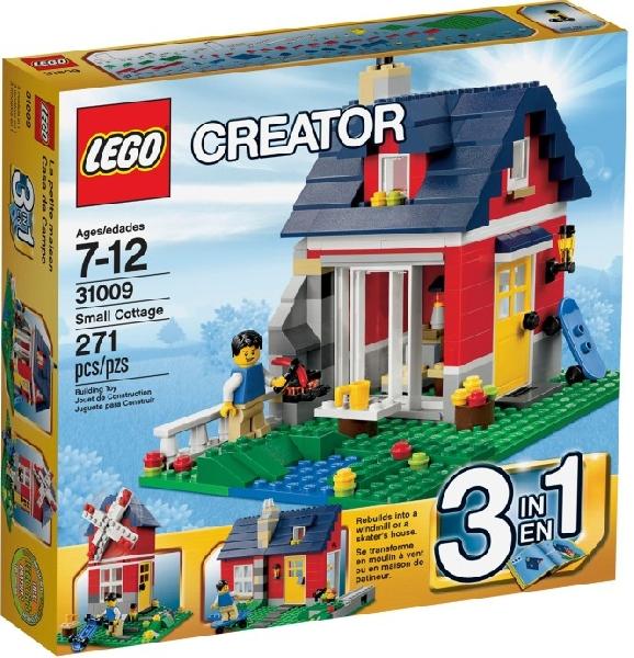 Lego Creator 31009 Pieni Mökki