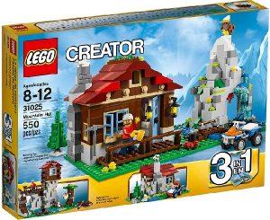 Lego Creator 31025 Vuoristomökki