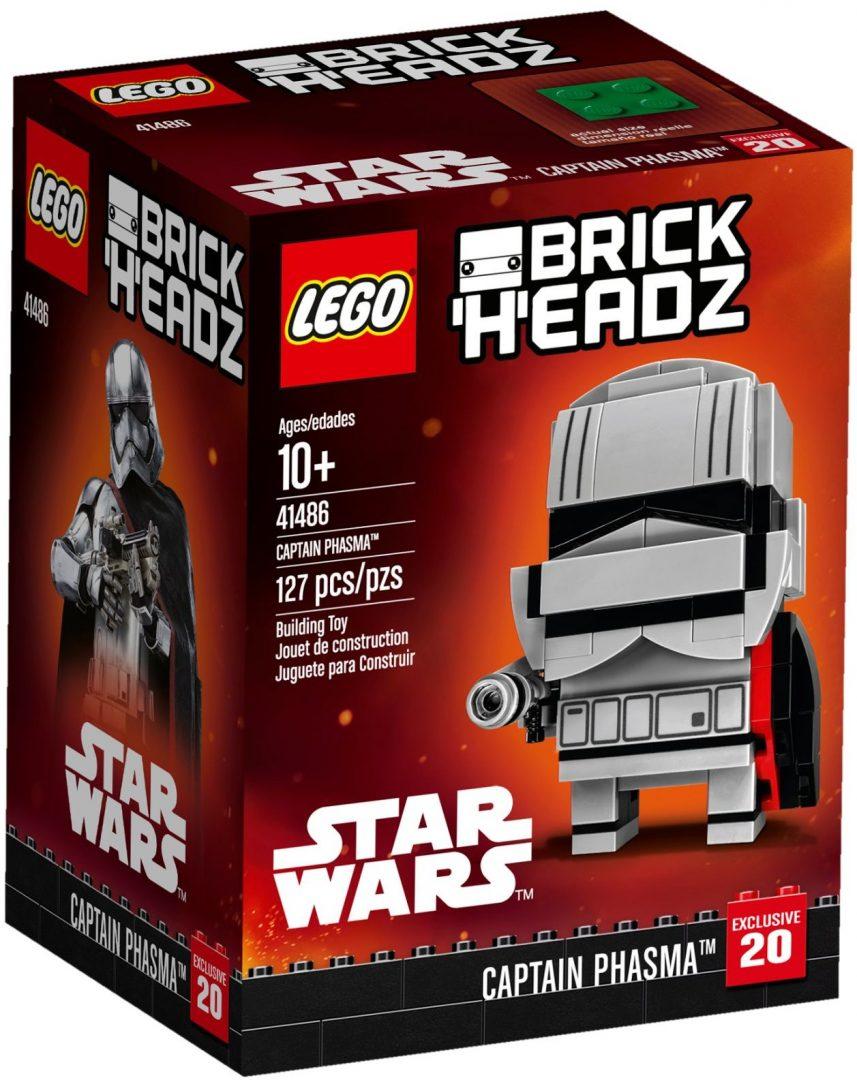 Lego BrickHeadz 41486 Captain Phasma