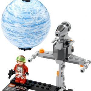 Lego Star Wars 75010 B-Wing Starfighter & Endor
