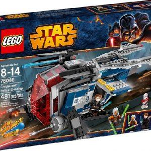 Lego Star Wars 75046 Coruscant Police Gunship