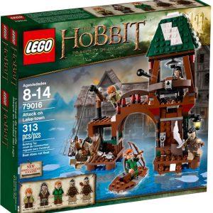 Lego Hobbit 79016 Hyökkäys Järvikaupunkiin