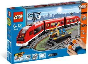 Lego City 7938 Matkustajajuna