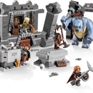 Lego Lord of the Rings 9473 Morian Kaivokset