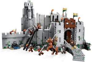 Lego Lord of the Rings 9474 Helmin Syvänteen Taistelu