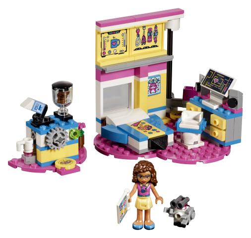 Lego Friends 41329 Olivian Luksusmakuuhuone