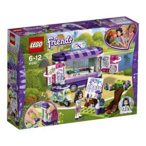 Lego Friends 41332 Emman Taidekoju