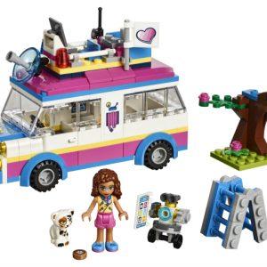Lego Friends 41333 Olivian Tehtäväauto