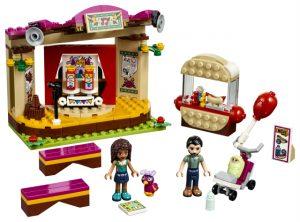 Lego Friends 41334 Andrean Puistoesitys