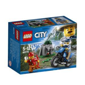 Lego City 60170 Maastotakaa-ajo