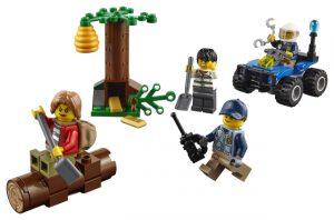 Lego City 60171 Vuoren Karkurit