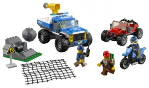 Lego City 60172 Soratietakaa-ajo