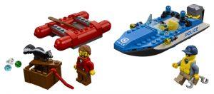 Lego City 60176 Villi Jokipako