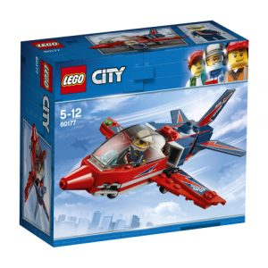 Lego City 60177 Lentonäytössuihkari