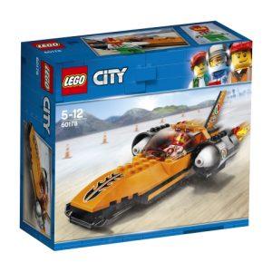 Lego City 60178 Nopeusennätysauto