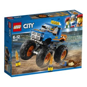 Lego City 60180 Monsteriauto