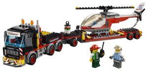 Lego City 60183 Raskas Rahtikuljetus