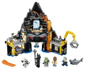 Lego Ninjago 70631 Garmadonin Tulivuoripiilo
