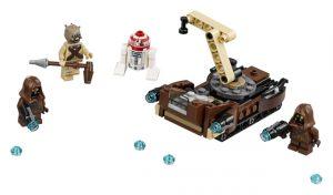 Lego Star Wars 75198 Tatooine-taistelujoukko