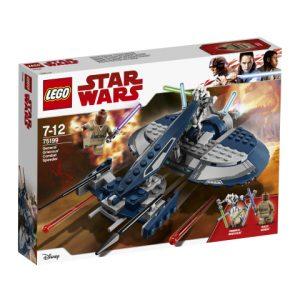 Lego Star Wars 75199 Kenraali Grievousin Taistelukiituri
