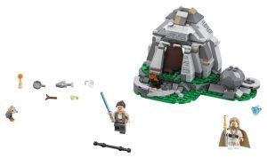 Lego Star Wars 75200 Ahch-To-Saariharjoitus