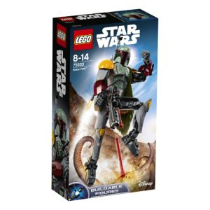 Lego Star Wars 75533 Boba Fett