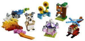 Lego Classic 10712 Palikat ja Hammaspyörät