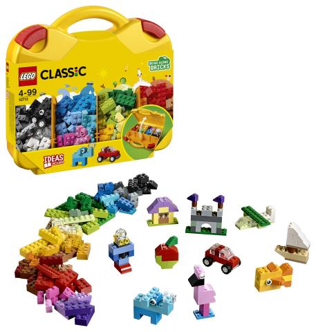 Lego Classic 10713 Luovuuden Salkku