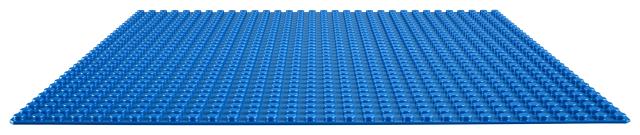 Lego Classic 10714 Sininen Rakennuslevy