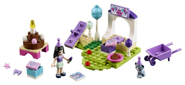 Lego Juniors 10748 Emman Lemmikkijuhlat