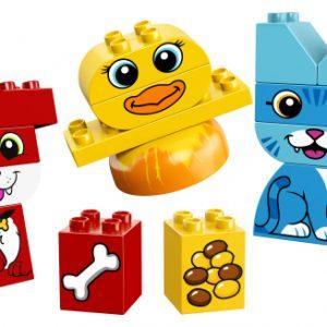 Lego Duplo 10858 Ensimmäinen Lemmikkipalapelini