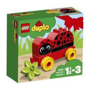 Lego Duplo 10859 Ensimmäinen Leppäkerttuni