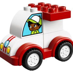Lego Duplo 10860 Ensimmäinen Kilpa-autoni